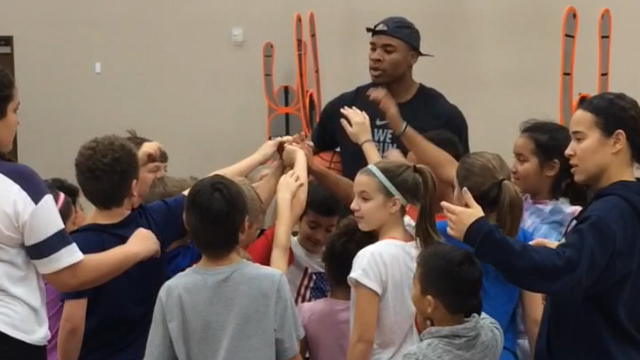 about maggette basketball